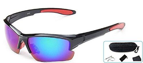 Embryform Deportes Gafas de Sol de Ciclismo para Hombres Mujeres Gafas de...