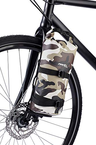red CYCLING PRODUCTS Water Resistant Gabeltasche camo 2020 Fahrradtasche