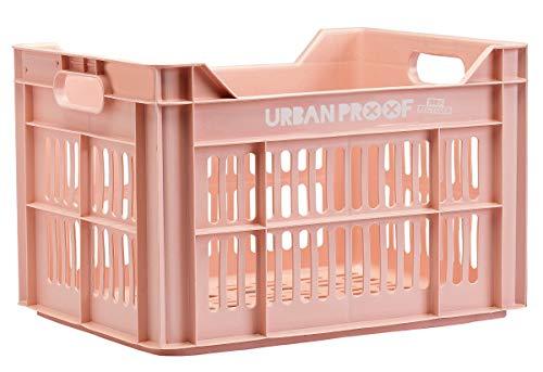 Urban Proof fahrradkiste 30 Liter 40 x 30 cm Polypropylen rosa