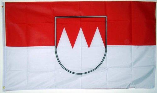 Qualitäts Fahne Flagge 90 x 150 cm mit verstärktem Hissband