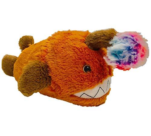 ぬいぐるみ チョウチンアンコウ あんこう 深海魚 誕生日 プレゼント ギフト 男の子 おもしろい 人形 約25cm
