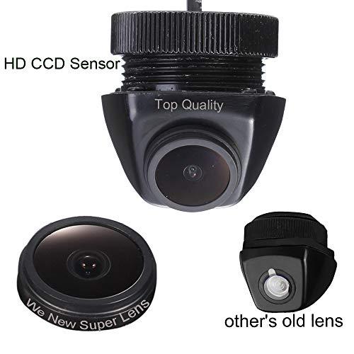 Auto 1280 * 720 Pixel 1000TV Linien Sternenlicht Super Pro HD Objektiv Rückfahrkamera verbesserte Einparkhilfe mit 8IR Nachtsicht Wasserdicht für BMW X6/E71/E72/ X5 E53/E70 /X3 E83