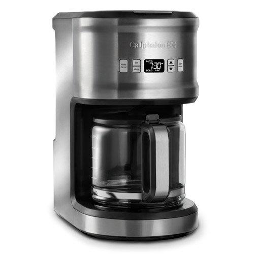 Calphalon 12-Cup Quick Brew Coffee Maker, 1800470