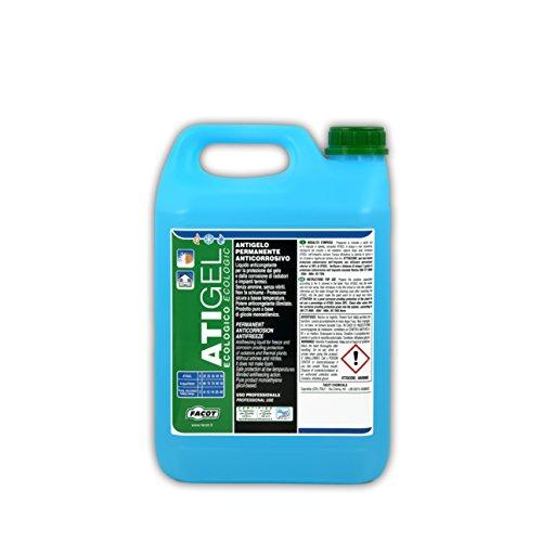 Facot Chemicals ANTIK012 Antigel Taniche, Verde