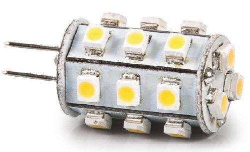 Nextec LED Lampe G4 1,5W 120 lm warmweiß rund Spot Birne Glühbirne