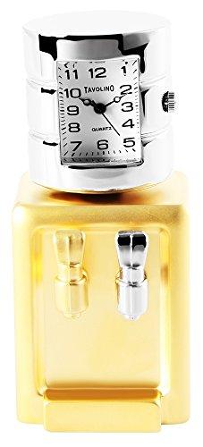 Tavolino Miniaturuhr - Getränkespender - Größe 7,6 cm Uhr 300412000151
