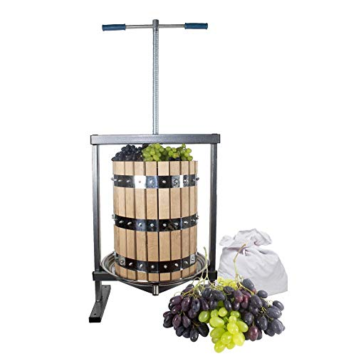 Wollen Tsm 50 Fruitpers, 50 Liter, aus Holz gemacht