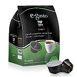 96 Cápsulas Pop Caffé e-gusto mezcla 2 cremoso COMPATIBLES Nescafe Dolce Gusto