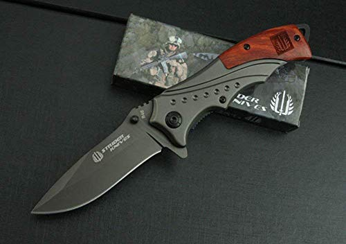 FARDEER KNIFE Cuchillo de Defensa, Navaja de Bolsillo, Cuchillos para