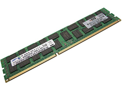 HP 8GB DDR31333MHz 8GB DDR31333MHz ECC Memory Modul–Module Arbeitsspeicher (8GB, 1x 8GB, DDR3, 1333MHz, 240-pin DIMM, grün)