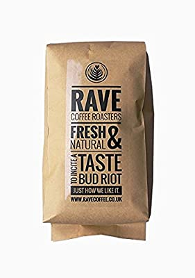 Rave Coffee - Fudge Blend - Fresh Roasted Coffee Beans - 1kg - Whole Bean