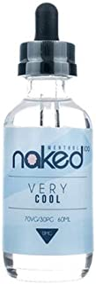 Naked 100 Juice 60ml (USA LAB) - Many Flavors - 100% Authentic - 0MG Only - 1 Bottle! (Very Cool)