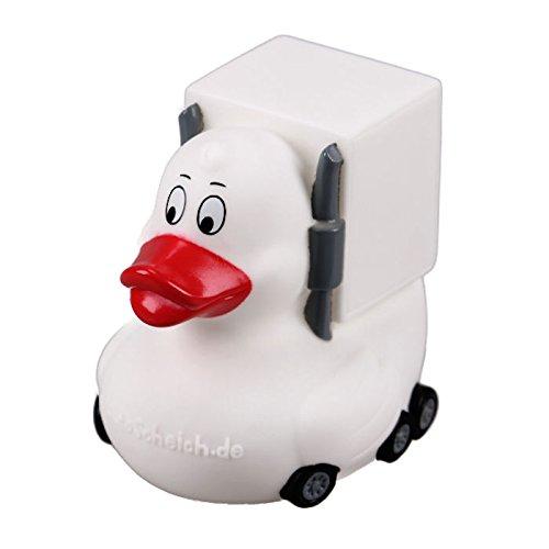 TRUCK DUCK® Figur Werbefigur Dekofigur Dekoration Trucker Ente für Lkw Pkw Auto