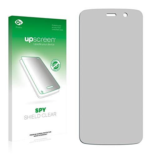 upscreen Anti-Spy Blickschutzfolie kompatibel mit Allview P6 Lite Privacy Screen Sichtschutz Bildschirmschutz-Folie
