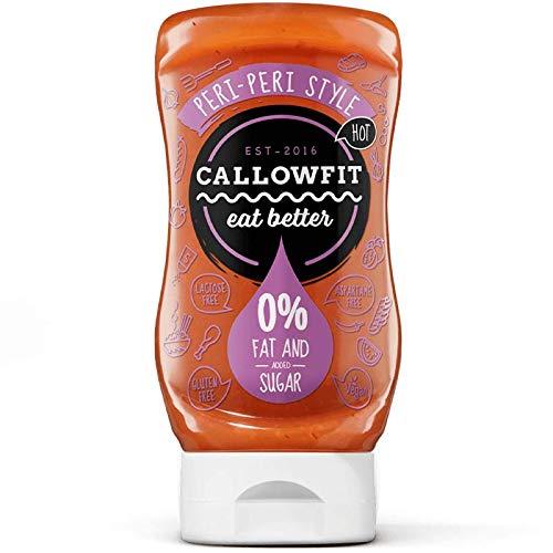 Callowfit Peri Peri Style Suikervrije saus