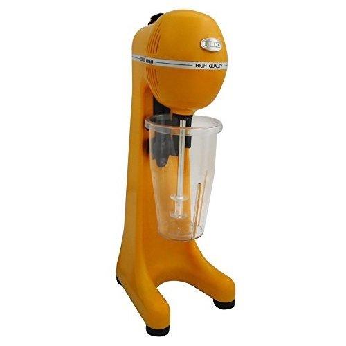 Johny Frappe eléctrica–400W 2velocidad comercial bebida mezclador–eléctrica leche Shake eléctrica/amarillo/AK/2–2t-eco-y/fabricado en Grecia