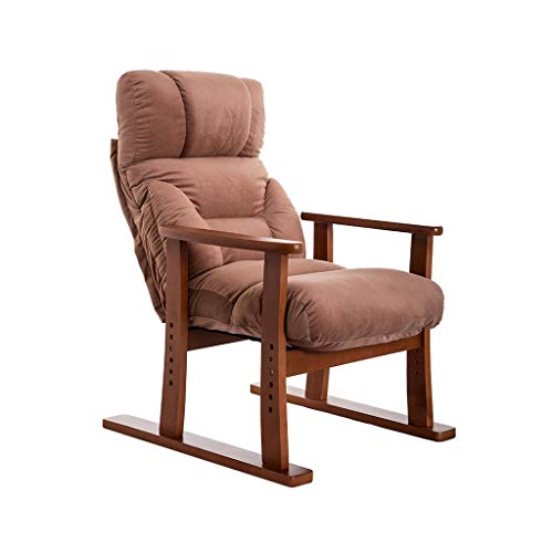 Sillón Reclinables Chaise Longue Reclinable Sofá Pequeño Individual Chaise Longue De Dormitorio Mini Sofá Perezoso Plegable En La Habitación Sofá Pequeño En El Balcón Sillas