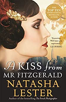 A Kiss from Mr Fitzgerald by [Natasha Lester]