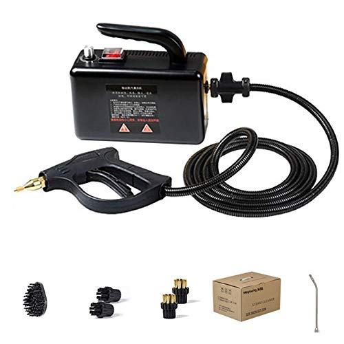 Limpiador de vapor de alta temperatura de 220 V 2600 W, limpiador de alta presión para aire acondicionado de campana, herramienta de cocina, limpiador de vapor, máquina de limpieza, con cable de alim