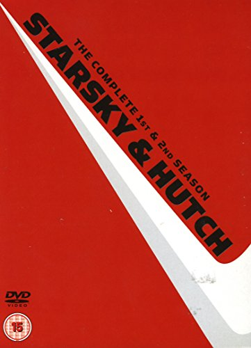 Starsky and Hutch - Complete 1st and 2nd Season [Box Set] [Reino Unido] [DVD]