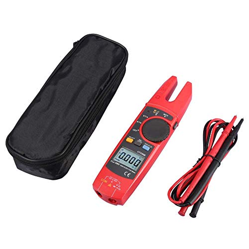 Meter Digitale Clamp Multimeter Kit, UT256B LCD-Anzeige AC/DC Spannung Stromzähler 200A tragbare Geräte Industrie Testers