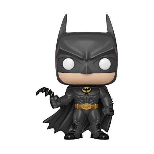 De la colección batman, batman (1989) como figura de vinilo pop de funko Funko pop vinyl Heroes: batman 80th Batman (1989) Juguete del año 2018