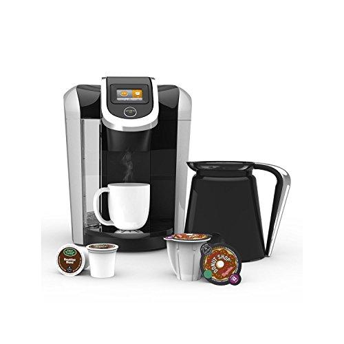 Keurig K460 2.0 Brewing System, Black
