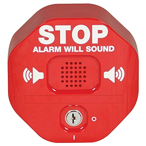 Safety Technology International, Inc. STI-6400 Exit Stopper Multifunction Door Alarm