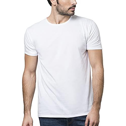 Camiseta a Prueba de Sudor Sutran, Absorbe y Evapora el Sudor, a Prueba de Manchas, a Prueba de Olores, Anti-Sudor, Anti-Manchas, Anti-Olor, 100% Transpirable (XL)