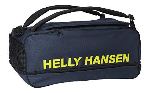 Helly Hansen - HH Racing Bag, Shoppers y Bolsos de Hombro Unisex Adulto, Azul (Graphite Blue), 25x55x31 cm (B x H T)