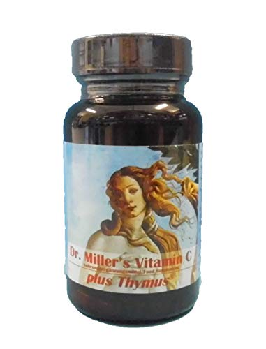 Dr. Miller's Vitamin C plus Thymus Kapseln 60Stk