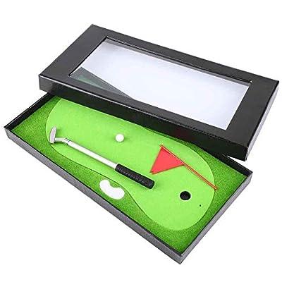 Dwawoo Golf-Pen-Set Mini-Golf-Club-Form-Pen Matte