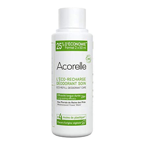 Acorelle Deo Roll-On - Langzeitwirkung Refill 100ml