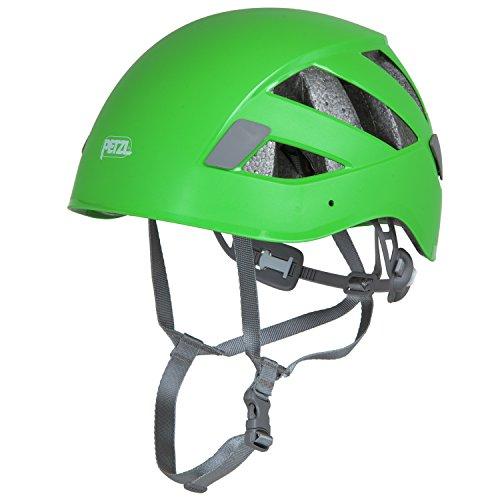 PETZL Lime Green Boreo-Casco M/L, Color Verde, Unisex Adulto