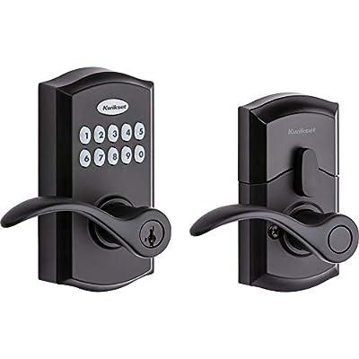 Kwikset SmartCode 955 Electronic Lever Door Lock