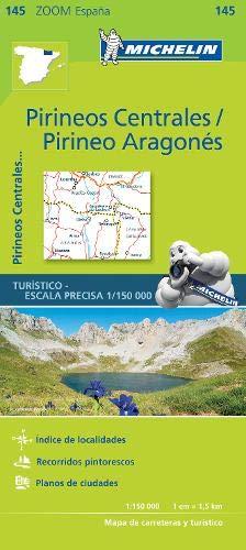 Michelin Pirineos Centrales, Pirineo Aragonés