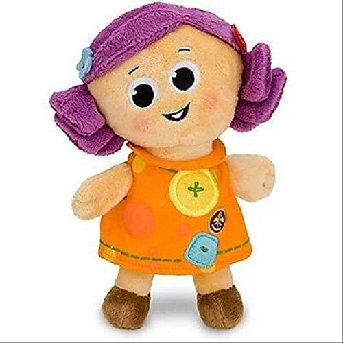 N\A 22cm Toy Story Dolly Little Girl Plush Doll, Muñecas De Peluche Suaves Juguetes para Niños Cumpleaños Halloween 22CM como pic