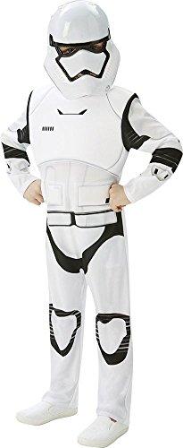 Rubie's Star Wars 7 Kinder Kostüm Stormtrooper Deluxe Karneval Gr.7-8 J.