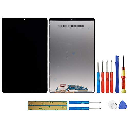 swark Pantalla LCD compatible con Samsung Galaxy Tab A 2019 T510 / T515 de 10,1 pulgadas, color negro, pantalla táctil + herramientas.