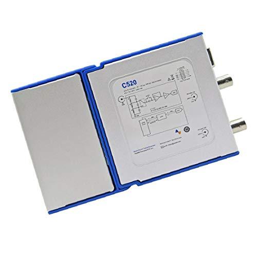 Uayasily Virtual Digital Oscilloscope Dual Channel Oscilloscope 25MHz 50M Bandwidth Portable C520 Handheld Oscilloscope 3D printer accessories