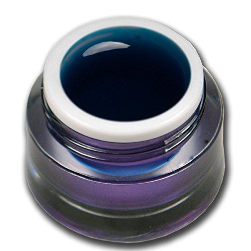 5ml Farbgel Glasgel Türkis Premium Colorgel RM Beautynails