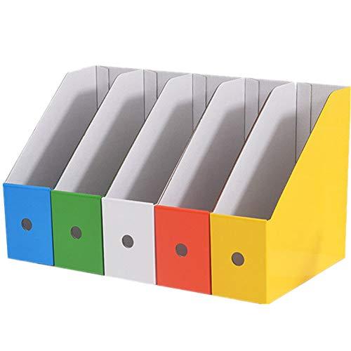 Zeitschriftensammler Stehsammler Datei Magazin Halter Papier Veranstalter Datei Lagerung Magazin Dateien Büro Veranstalter Lagerung
