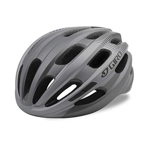 Giro Isode MIPS Adult Recreational Cycling Helmet - Universal Adult (54-61 cm), Matte Titanium (2021)