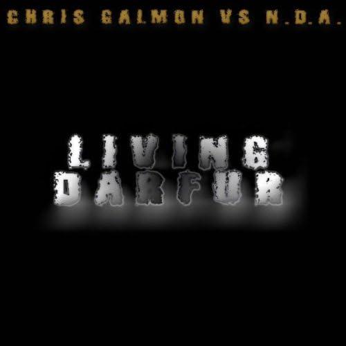Chris Galmon vs N.D.A.