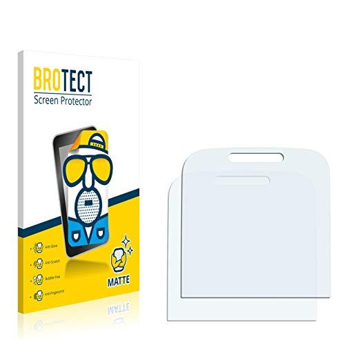 BROTECT 2X Entspiegelungs-Schutzfolie kompatibel mit Doro Primo 365 Bildschirmschutz-Folie Matt, Anti-Reflex, Anti-Fingerprint