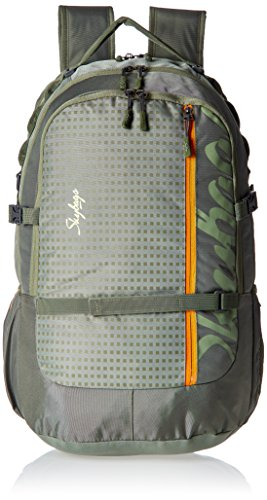 Skybags 27 Ltr Olive Casual Backpack