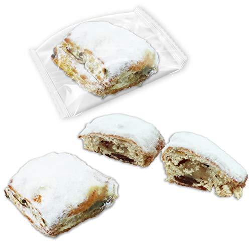 Marzipan-Stollen (Konfekt) - 25g einzelverpackt - zum Verschenken oder selbst Vernaschen