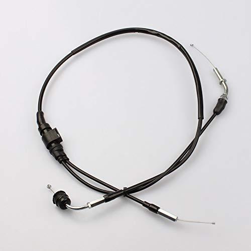 câble d'accélérateur ouvert convient pour YAM DT 80 LC I 37A 83 84 37A 26260 00