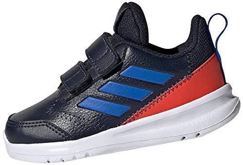 adidas Altarun CF I, Zapatillas, Multicolor (Legend Ink/Blue/Active Orange G27279), 21 EU
