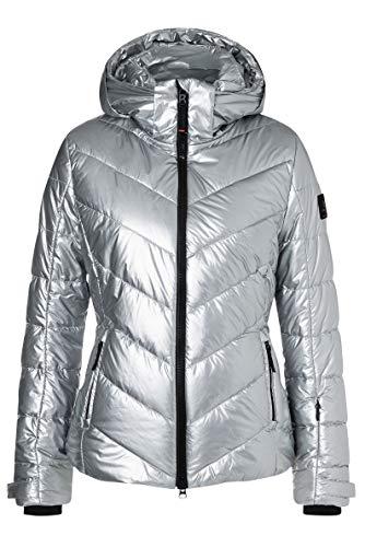 Fire & Ice Damen Skijacke Sassy2 Silber - 44 (XL)